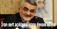 İran sert açıklamalarına devam ediyor