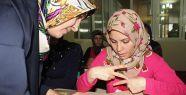 İşaret diliyle Kur'an öğreniyorlar...