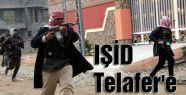 IŞİD Telafer'e girdi