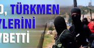 IŞİD Türkmen Köylerinden temizleniyor