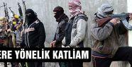 IŞİD'den sivil katliamı