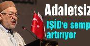 IŞİD'e sempatiy artırıyor
