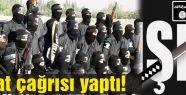 IŞİD'ten cihad çağrısı!