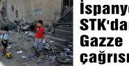 İspanyol STK'dan Gazze çağrısı