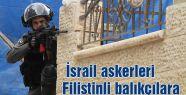 İsrail askerleri Filistinli balıkçılara ateş açtı