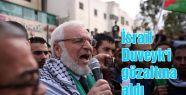 İsrail Duveyk'i gözaltına aldı