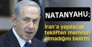 İsrail İran'a tepki gösterdi