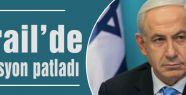 İsrail'de karıştı erken seçime gidiliyor