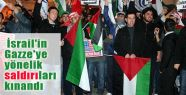 İsrail'e  Öfke
