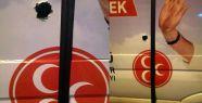 İstanbul' da MHP'ye Saldırı...