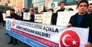 İstanbul Ülkü Ocakları ÖSYM'yi Uyardı...