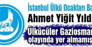 İstanbul Ülkü Ocaklarından Gaziosmanpaşa Açıklaması