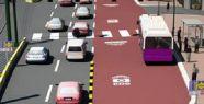 İstanbul'aToplu Taşıma Yolu, pilot uygulama