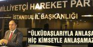 İstanbul'da MHP İlçe Başkanları Toplandı