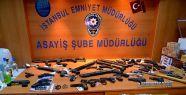 İstanbul'daki geniş çaplı operasyon