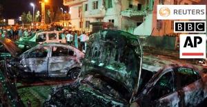 İstanbul'daki son saldırılar dünya basınında
