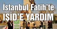 İstanbul'un orta yerinde IŞİD