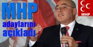 İşte MHP Adayları...