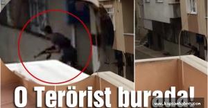 İşte o terörist burada!