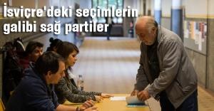 İsviçre'de seçimlerin galibi kim oldu?