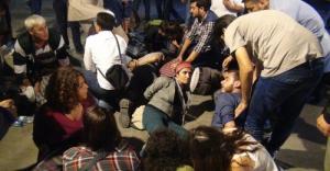 İzmir'deki Ankara protestosunda olay çıktı: 30 gözaltı