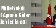 izmir milletvekili Birgül Ayman İstifa Etti