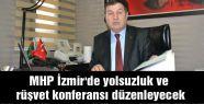 İzmir'de yolsuzluk ve rüşvet konferansı