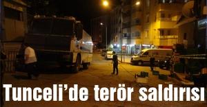 Jandarma ve polis aracına bomba