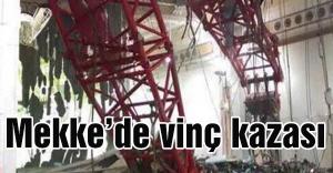 Kabe'de kazada Ölü sayısı 107'ye yükseldi