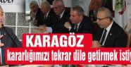 KADEF Demirtaş'ta kararlılığını tekrarladı