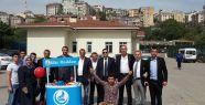 Kağıthane Belediyesi ile Ülkü Ocakları Arasında gerginlik