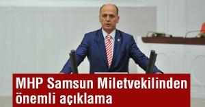 MHP'li Hüseyin Edis: Kandildeki 15 bin PKK'lı Artvin'e Taşındı