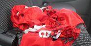 Kansızlar! Urfa'da Türk Bayrağı yaktılar