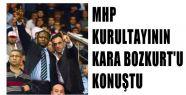 Kara Bozkurt Konuştu..
