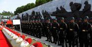 'Kara Savaşları'nın 99 yılında anma töreni...