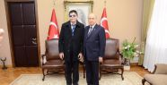 Karaca ve Baransu için Kılıçdaroğlu ve Bahçeli ile görüştü
