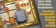 Karadenizin En Güvenilir Başkanlık  Ödülü