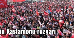 Kastamonu'da MHP Rüzgarı...