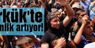 KERKÜK'TE GERGİNLİK