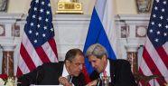 Kerry ile Lavrov Roma'da görüştü...