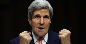 Kerry,: Türkiye'de de mülteci kampımız var