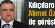 Kılıçdaroğlu Ahmet Özal ile görüştü