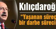 Kılıçdaroğlu operasyonla ilgili konuştu