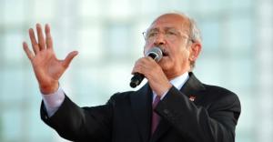 Kılıçdaroğlu: Papayı değil Peygamberimizi örnek göster