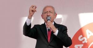 Kılıçdaroğlu: 'Suriye'de akan kanın sorumlusu Ankara'
