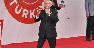 Kılıçdaroğlu: Türkiye'yi Şaha Kaldıracağım