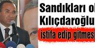 Kılıçdaroğlu'nun istifa edip gitmesi lazım