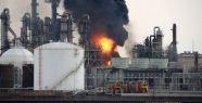 Kırıkkale'de çelik demir fabrikasında patlama