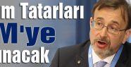 Kırım Tatarları BM'ye taşınacak...
