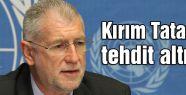 Kırım Tatarları tehdit altında